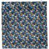 Tapis de jeu réversible Savane (100 x 100 cm)  par BB & Co