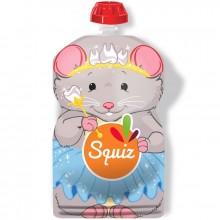 Gourde réutilisable Fée souris Carnaval (130 ml)  par Squiz