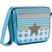Mini sac en bandoulière Starlight bleu - Lässig