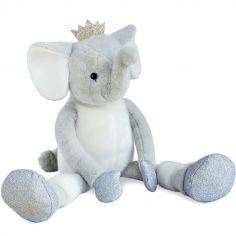 Peluche géante Elfy l'éléphant Happy Family (60 cm)