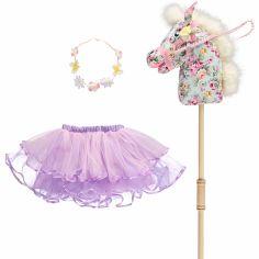 Kit d'accessoires poney floral