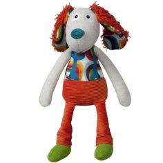 Peluche Antoine le chien La Happy Farm (25 cm)