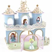 Maison à jouer Ze Princesses Castle - Djeco