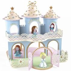 Maison à jouer Ze Princesses Castle