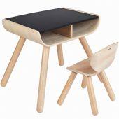 Table et chaise en bois - Plan Toys