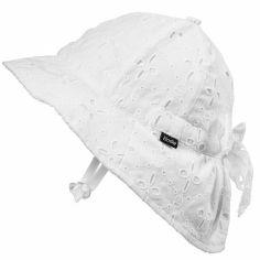 Chapeau été broderie anglaise Embroidery (2-3 ans)