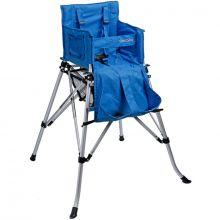 Chaise haute pliante nomade One2Stay bleu  par FemStar