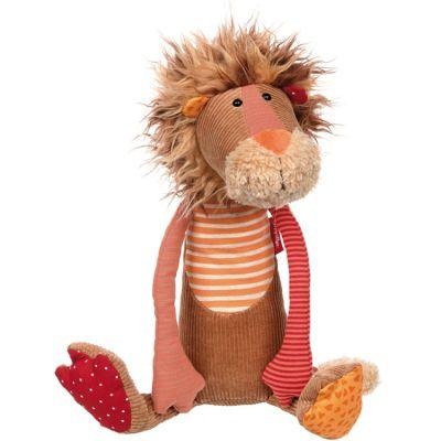 Peluche lion Sweety (40 cm)  par Sigikid