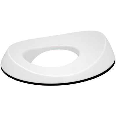 Réducteur de siège blanc neige