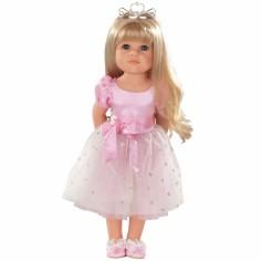 Poupée blonde Hannah princesse (50 cm)