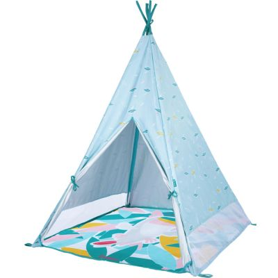 Tente de jeu Tipi Jungle In & Out Anti UV