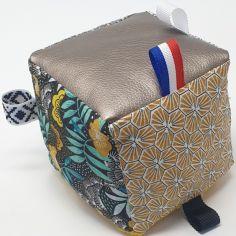 Kit cube d'éveil DIY Moana (personnalisable)