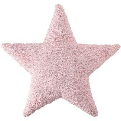 Coussin étoile rose (50 x 50 cm) Lorena Canals