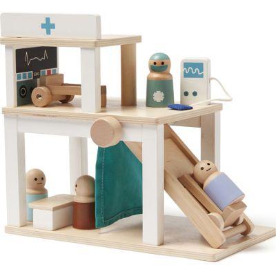 Hôpital en bois Aiden  par Kid's Concept