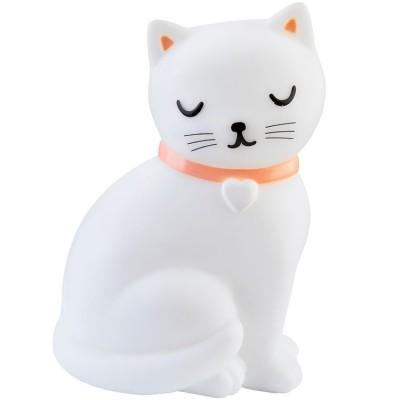 Veilleuse décorative chat Cutie Cat  par sass & belle
