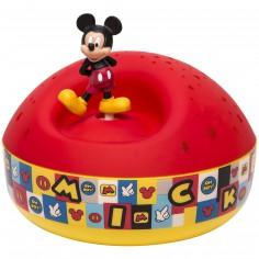Projecteur d'Etoiles musical Mickey