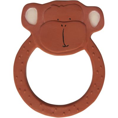 Anneau de dentition en caoutchouc singe Mr. Monkey  par Trixie