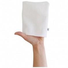 Lot de 3 petits gants de toilette