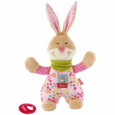 Peluche musicale lapin Bungee Bunny (23 cm)