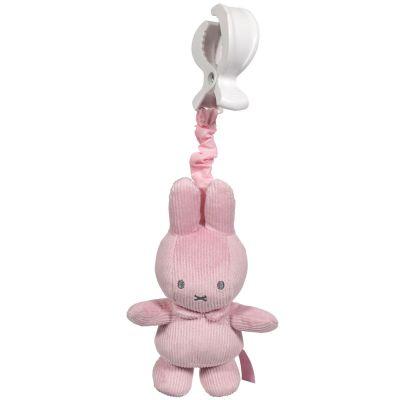 Jouet d'activités vibrant Miffy rose  par Pioupiou et Merveilles