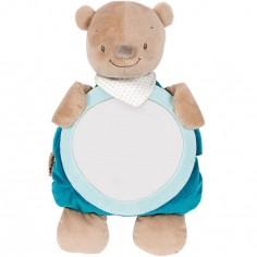 Miroir pour voiture Basile l'ours
