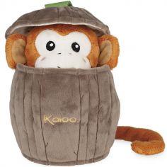 Marionnette cache-cache singe Jack Kachoo