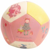 Ballon souple chouette Mademoiselle et Ribambelle - Moulin Roty