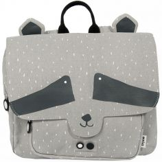Cartable maternelle raton laveur Mr. Raccoon