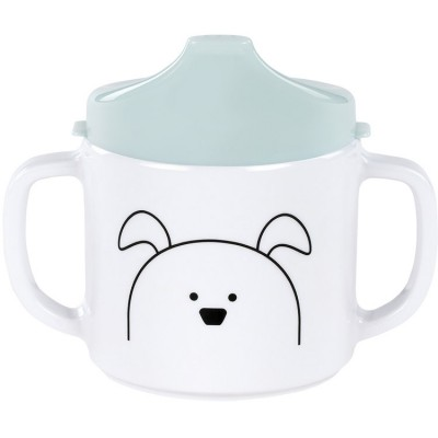 Tasse à bec Little Chums chien  par Lässig