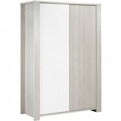 Armoire 2 portes New Opale