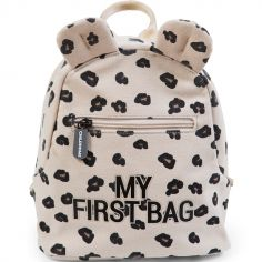 Sac à dos bébé My first bag léopard (24 cm)