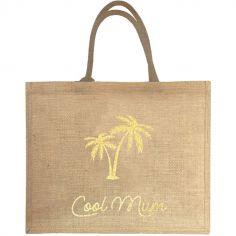 Sac cabas Palmiers (personnalisable)