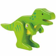 T-Rex en bambou