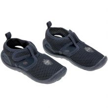 Chaussures de plage anti-dérapante Splash & Fun bleu marine (21-24 mois)  par Lässig