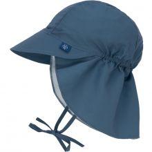 Casquette anti-UV bleu marine (3-6 mois)  par Lässig