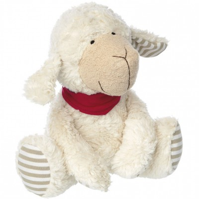 Peluche Natural Love mouton (28 cm) Sigikid