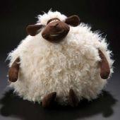 Peluche mouton Mopp Toddel (30 cm) - Sigikid