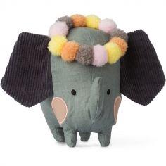 Coffret peluche éléphant (18 cm)