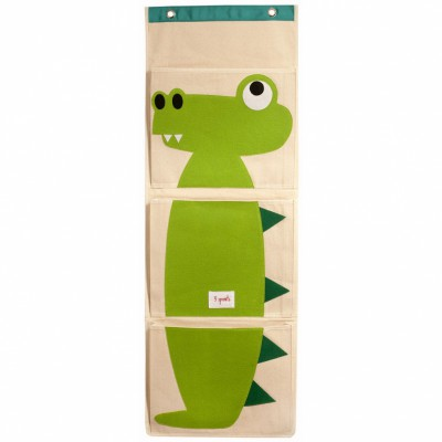 Vide-poche mural Crocodile  par 3 sprouts