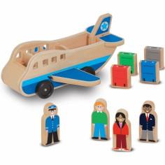 Avion (9 pièces)