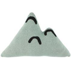 Coussin en tricot Mountains (40 x 27 cm)