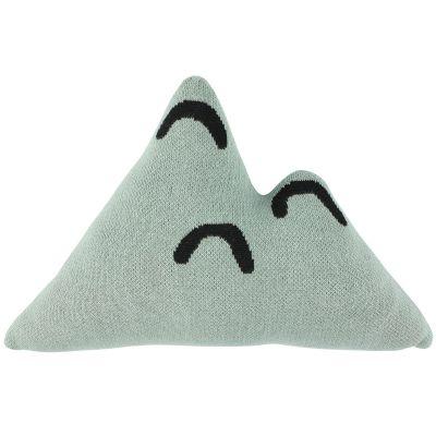 Coussin en tricot Mountains (40 x 27 cm)  par Trixie