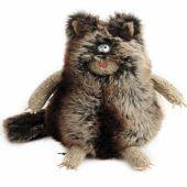 Peluche marmotte Fritten Fritze Beasts (38 cm) - Sigikid