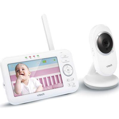 Babyphone Vidéo View Max Safe & Sound BM5252  par VTech