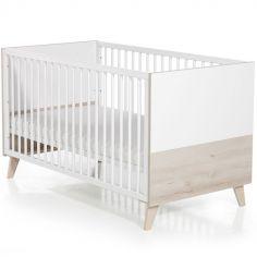 Lit bébé évolutif Mette (70 x 140 cm)