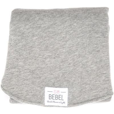 Tapis à langer gris chiné New Jersey  par BEBEL