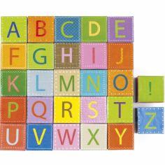 Puzzle cube alphabet (32 cubes)