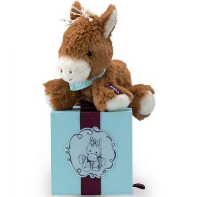 Coffret peluche Mocha le cheval (14 cm) Kaloo