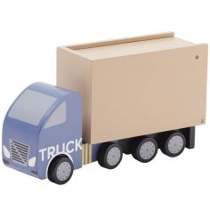 Camion en bois Aiden