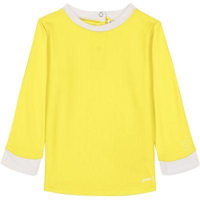 Tee-shirt manches longues anti-UV Pop yellow (6 mois)